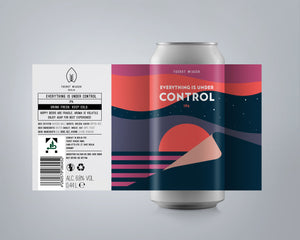 Everything Is Under Control IPA | 4 Pack