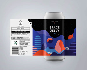 Space Jelly | 4 Pack