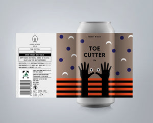 Mix: Toe Cutter + Cloud Theory + Fuzz | 3 Pack