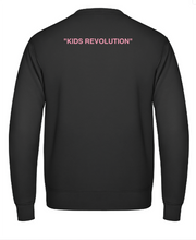 "Charger l'image dans la galerie, Sweat simple - Black - ""Kids Revolution"""