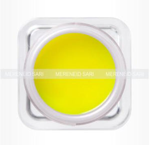 Coloured Gel Electric Yellow 5ml
