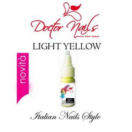 H008 Light Yellow 15ml
