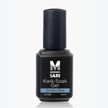 GEL POLISH - Smokey Blue 10ml