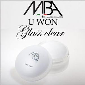 U WON Glass Clear