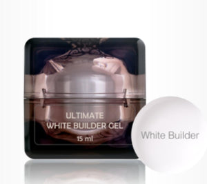 ULTIMATE WHITE BUILDER GEL 15ML