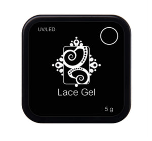 Lace gel Black