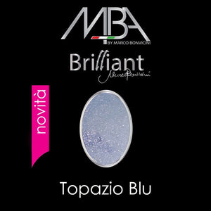 18 Brilliant TOPAZIO BLUE 6g