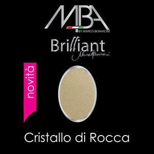15 Brilliant CRISTALLO DI ROCCA 6g