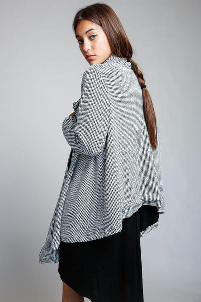 Airy Oversized Wrap