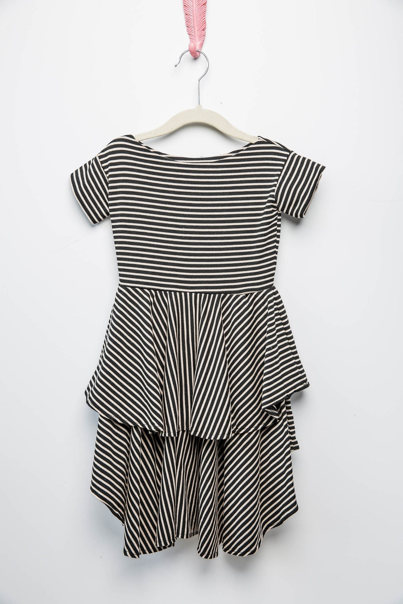 Sofia Stripe Dress