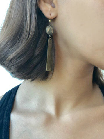 Anubus Earrings