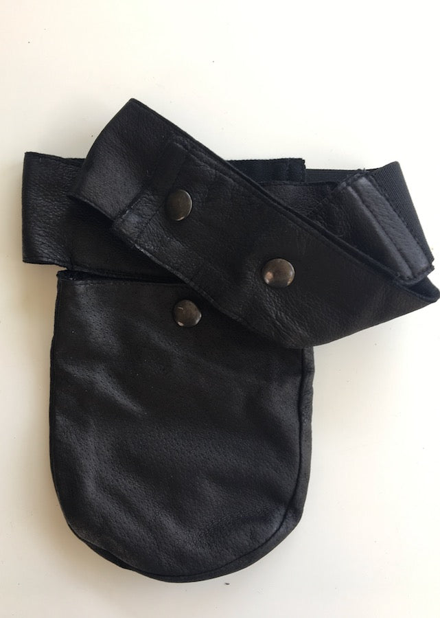 Pocket High- Waist Belt