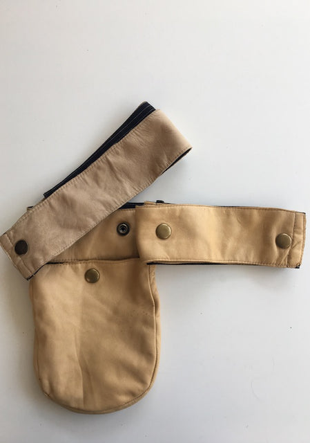 Tan Halter Belt