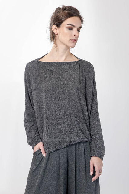 Becca Loose Knit Terry Top