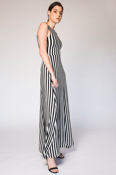 Stripe Cora Dress