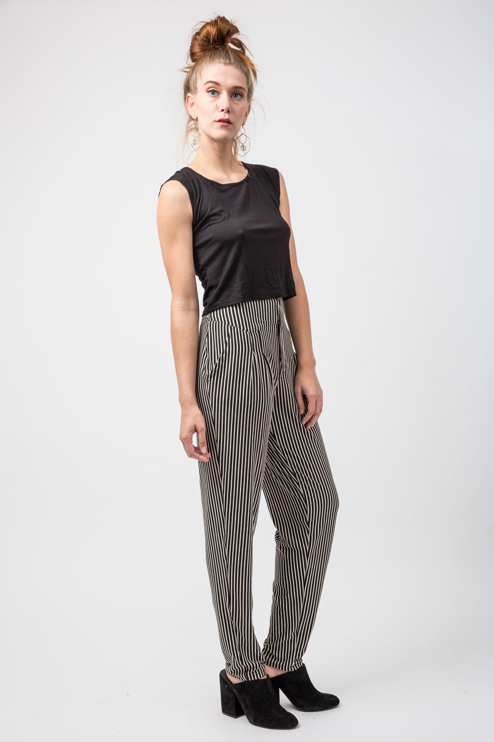 Demi Stripe Pants