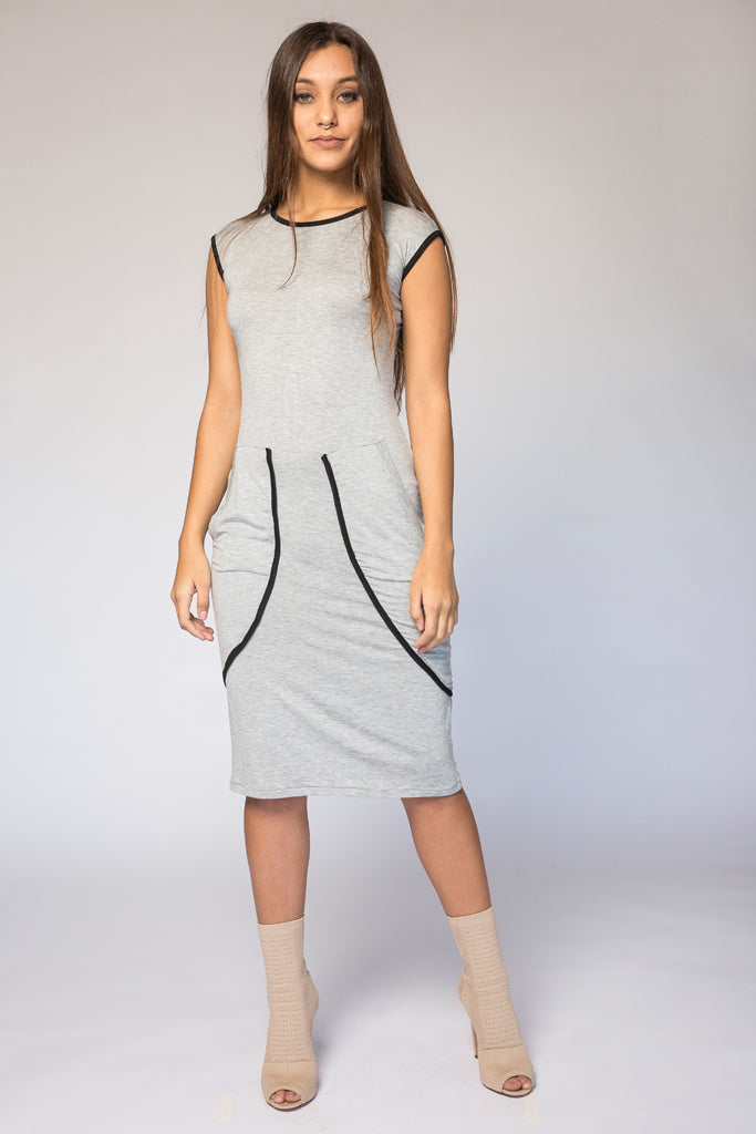 Liza Pocket Dress