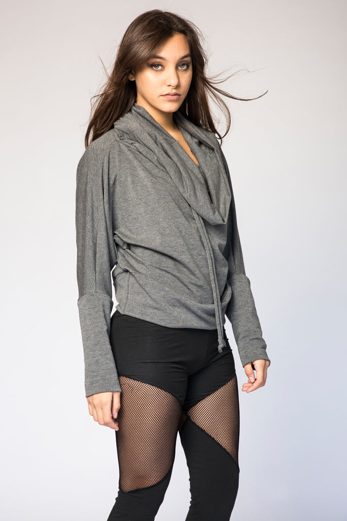 Cowl Neck Kcn Sweater