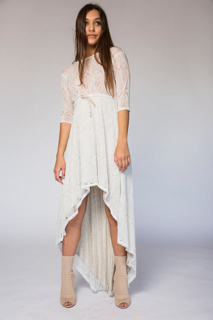 Indie Lace Dress