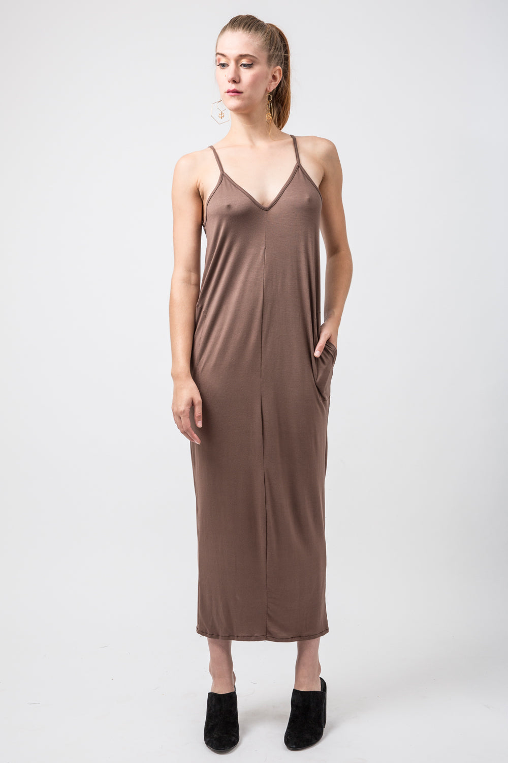 Jezebel Tank Dress