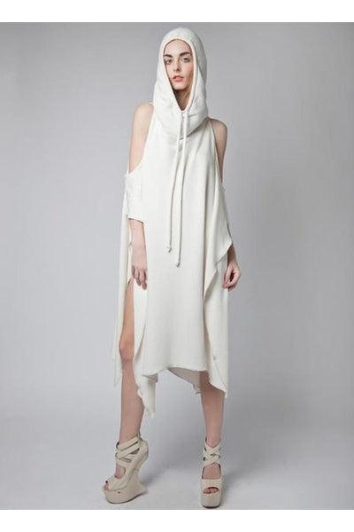 Lia Hooded Cape
