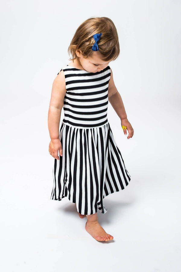 Lennon Stripe Dress