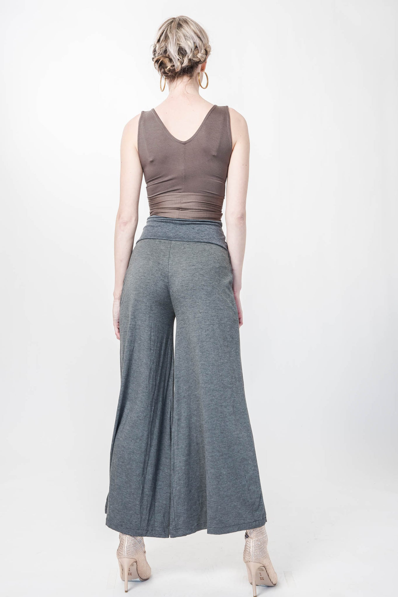 May High Waisted Pants