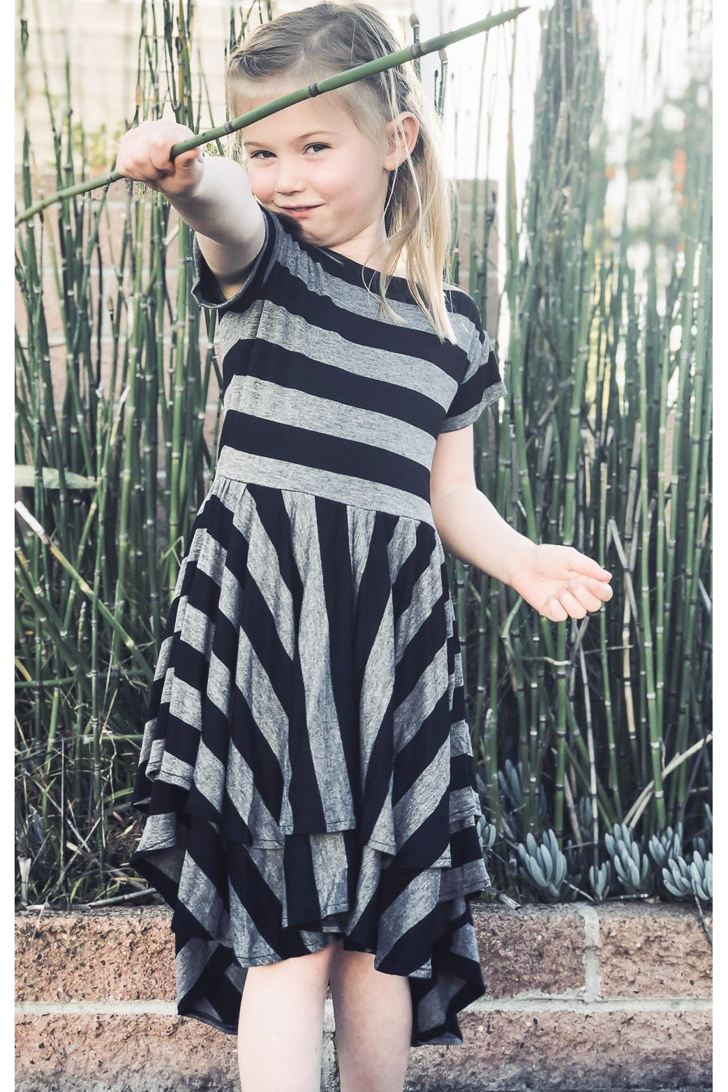 Shilo Stripe Dress