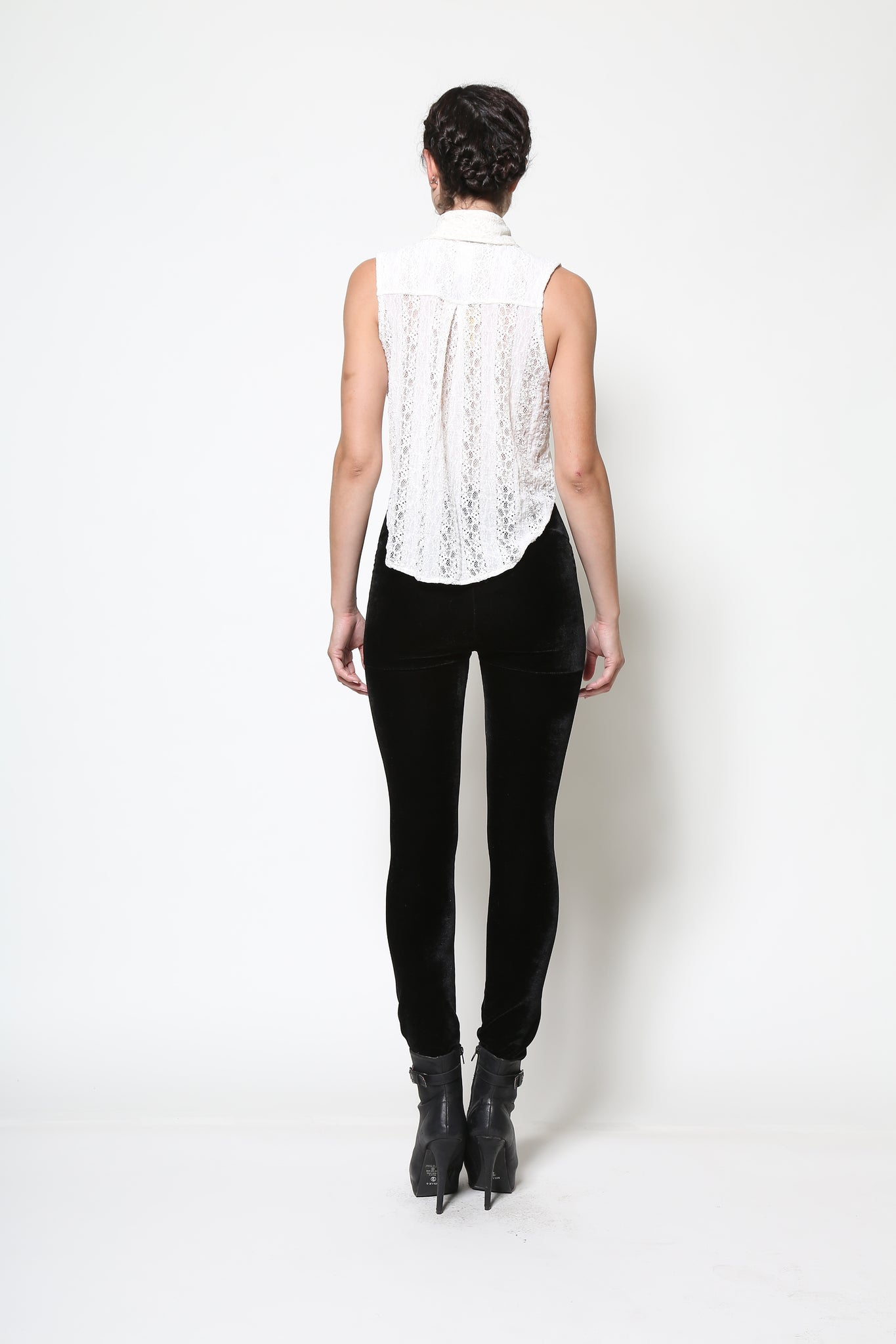 Tosho Lace Top