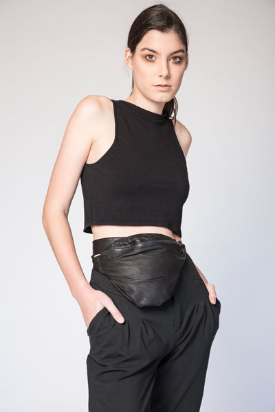Leather Fanny Pac