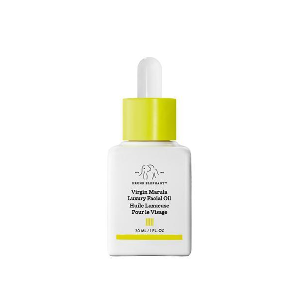 Virgin Marula Luxury Facial Oil Comes in a 30ml size