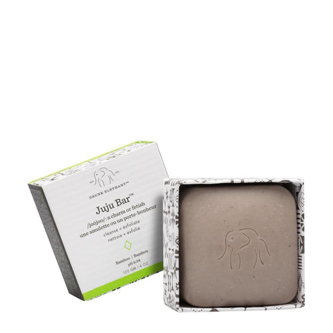Standard Image of Juju Exfoliating and Cleansing Bar in Packaging