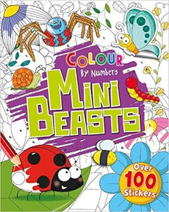 Colour By Numbers: Mini Beasta