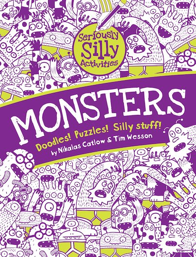 Seriously Silly Activities: Monsters