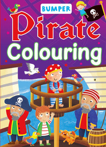 Bumper Pirate Colouring