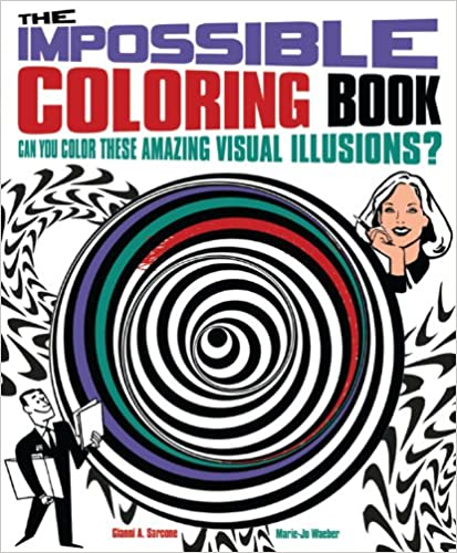 The Impossible Colouring Book