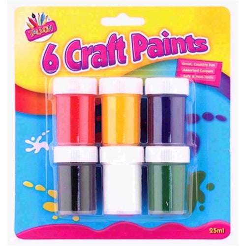 Craft Paints The Bubble Room Toy Store Dublin
