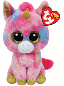 TY Beanie Boos  Fantasia Unicorn The Bubble Room Toy Store Skerries Dublin