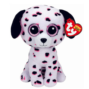 Ty Boo Buddy Georgia Dalmation  The Bubble Room Toy Store Dublin