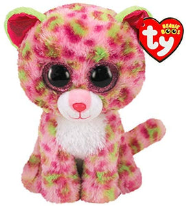 Ty Beanie Boo  Lainey the Leopard