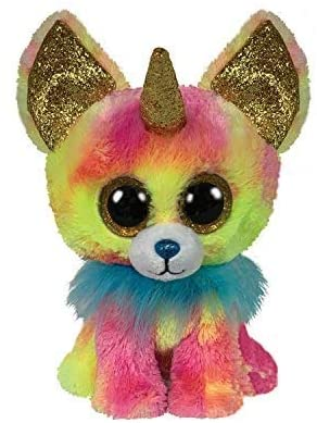 Ty Beanie Boo Yips the Chihuahua The Bubble Room toy Store Dublin