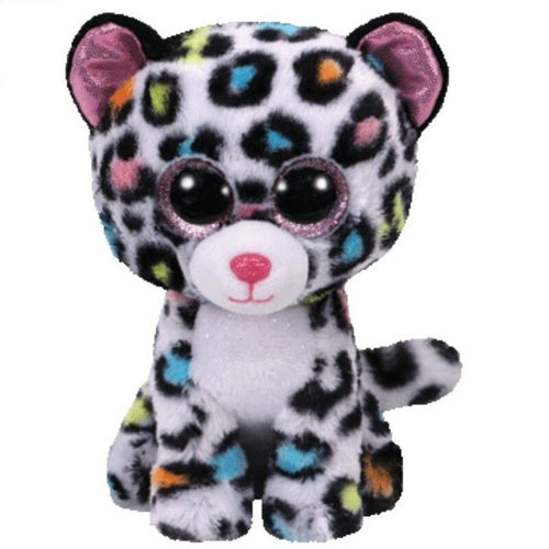 Ty Beanie Boos  Tilley the Leopard The Bubble Room Toy Store Dublin