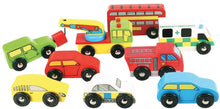Load image into Gallery viewer, Bigjigs Vehicle Pack The Bubble Room Toy Shop Skerries Dublin