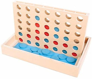 Bigjigs Toys Four in a Row (Connect Four) The Bubble Room Toy Store Dublin