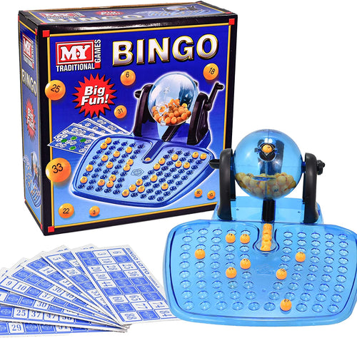 M.Y Traditional Bingo Game The Bubble Room Toy Shop Skerries Dublin Ireland