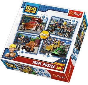 Bob the Builder Puzzle The Bubble Room Toy Store Skerries Dublin