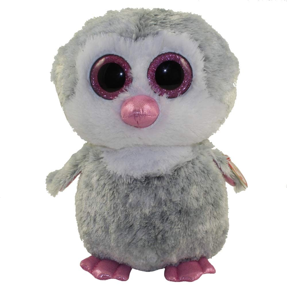 Ty Boo Buddy Olive Owl  The Bubble Room Toy Store Dublin