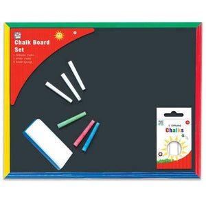 Kids Create Chalkboard Set The Bubble Room Toy Store Dublin