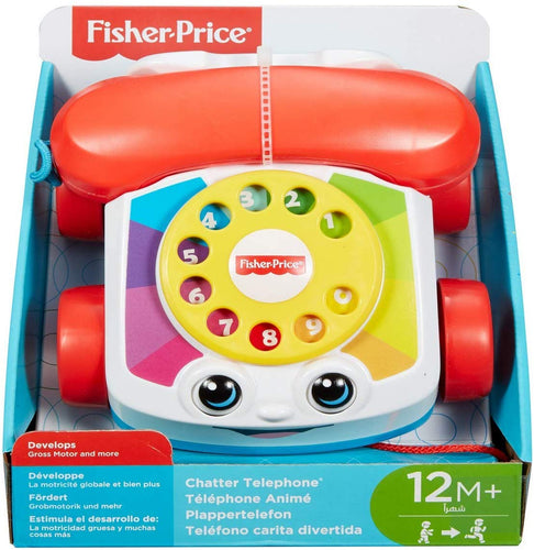 Fisher Price Chatter Telephone The Bubble Room Toy Store Dublin