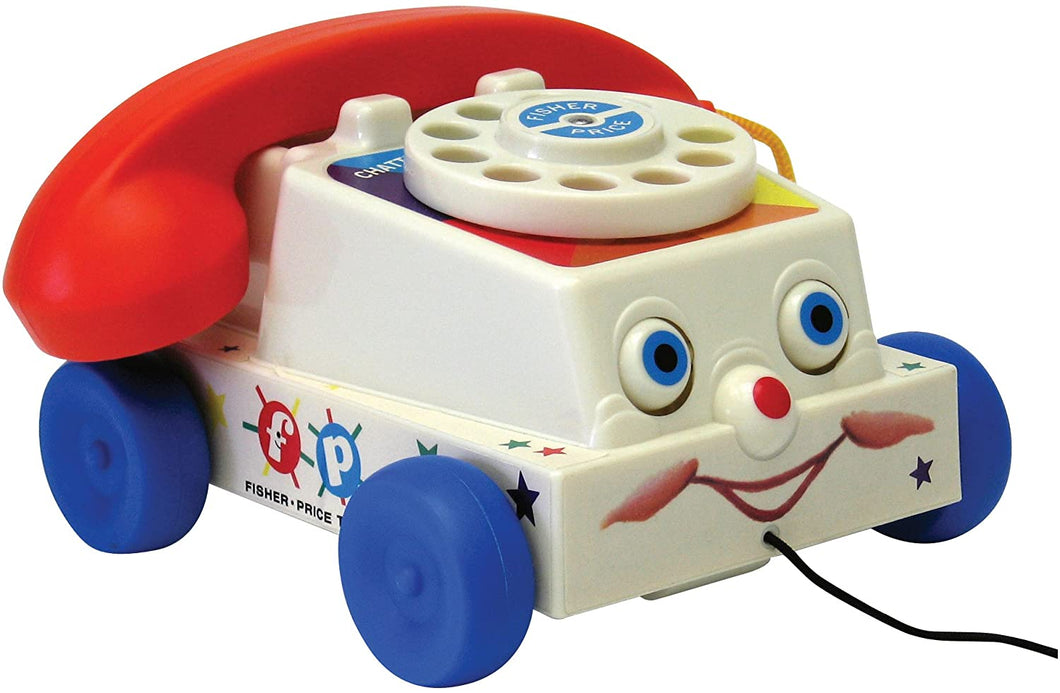Fisher Price Classics Retro Chatter Phone The Bubble Room Toy Store Dublin